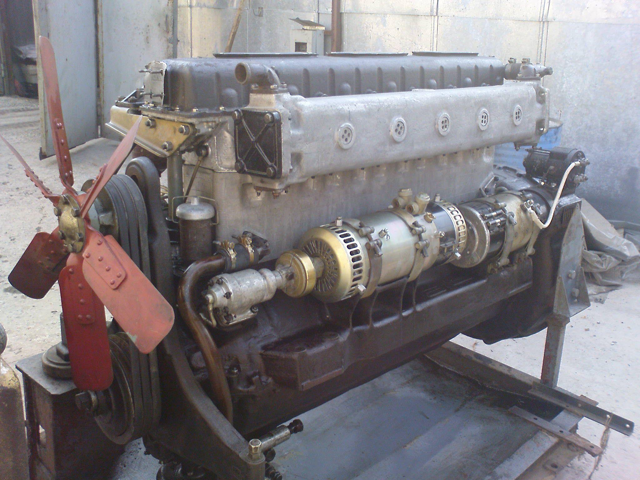 Инструкция по содержанию и эксплуатации двигателя у1д6 250тк